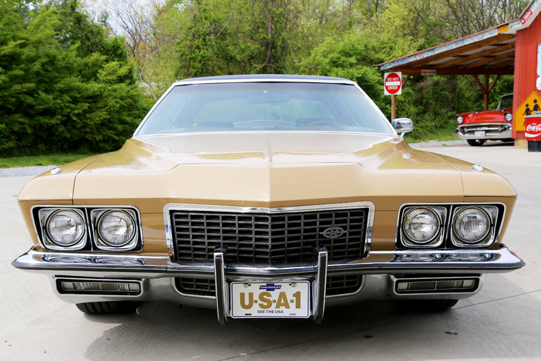 1972 buick riviera classic cars muscle cars for sale in knoxville tn. Black Bedroom Furniture Sets. Home Design Ideas