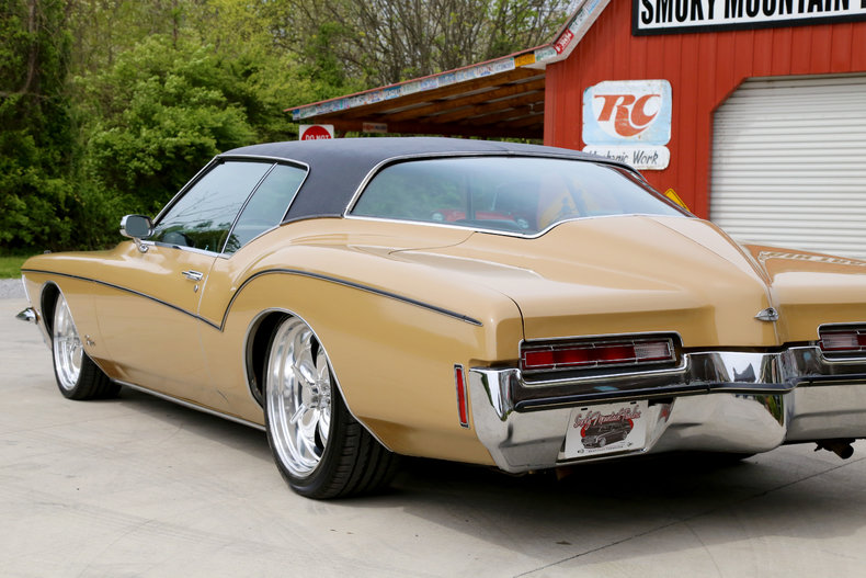 Classic Muscle Cars For Sale >> 1972 Buick Riviera   Classic Cars & Muscle Cars For Sale in Knoxville TN