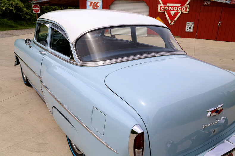 1954 chevrolet 210 classic cars muscle cars for sale in knoxville tn. Black Bedroom Furniture Sets. Home Design Ideas