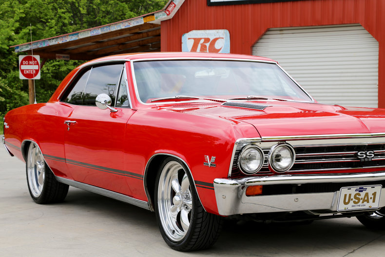 1967 chevrolet chevelle classic cars muscle cars for sale in knoxville tn. Black Bedroom Furniture Sets. Home Design Ideas
