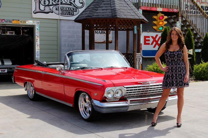 1962 Chevrolet Impala | Clic Cars & Muscle Cars For Sale in ...