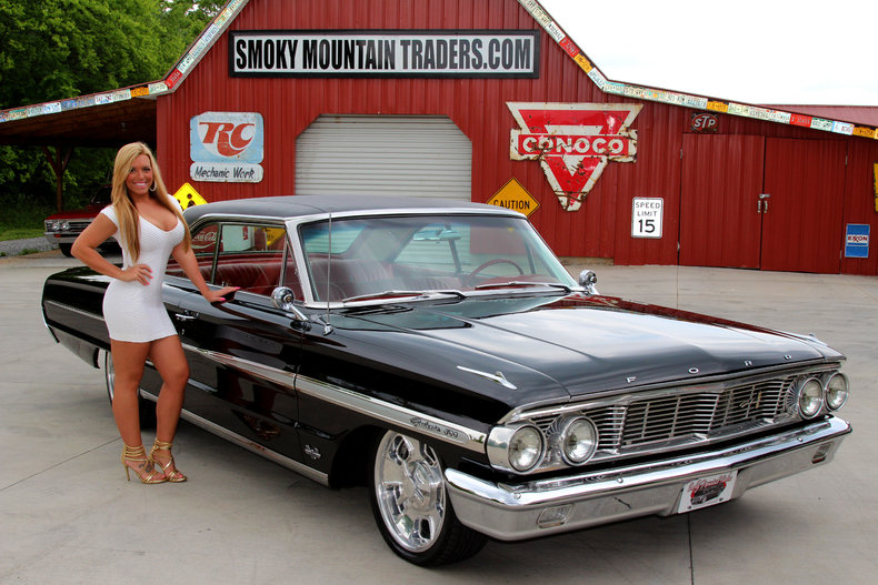 1964 Ford Galaxie Classic Cars Amp Muscle Cars For Sale In