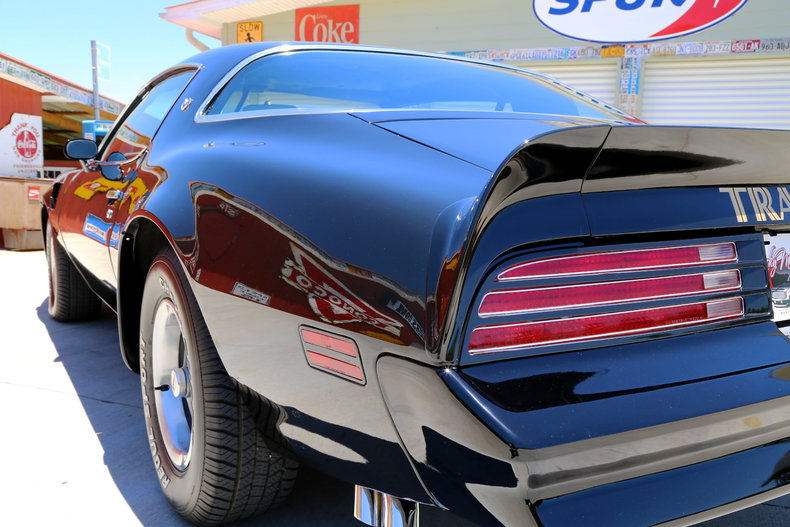 1976 Pontiac Trans Am - Smokey Mountain Traders