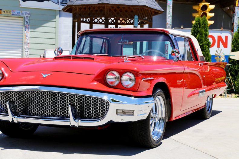 1958 Ford Thunderbird Classic Cars Amp Muscle Cars For