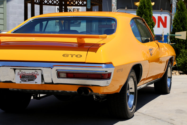 Cars For Sale Knoxville Tn >> 1972 Pontiac GTO | Classic Cars & Muscle Cars For Sale in ...