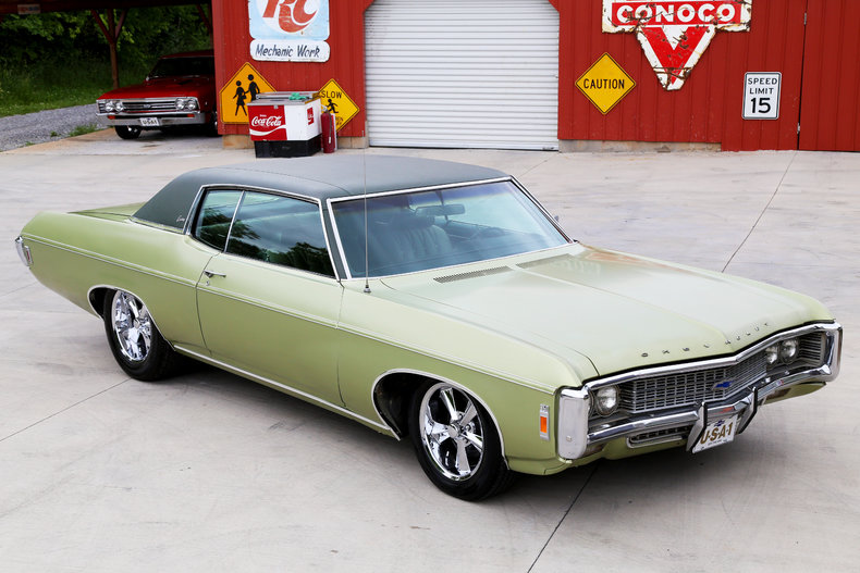 1969 chevrolet caprice classic cars muscle cars for sale in knoxville tn. Black Bedroom Furniture Sets. Home Design Ideas