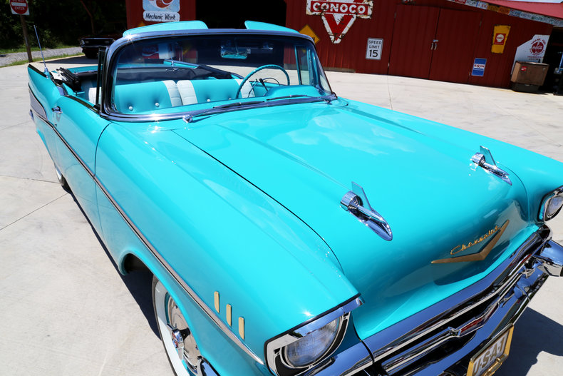 Cars For Sale Knoxville Tn >> 1957 Chevrolet Bel Air | Classic Cars & Muscle Cars For ...