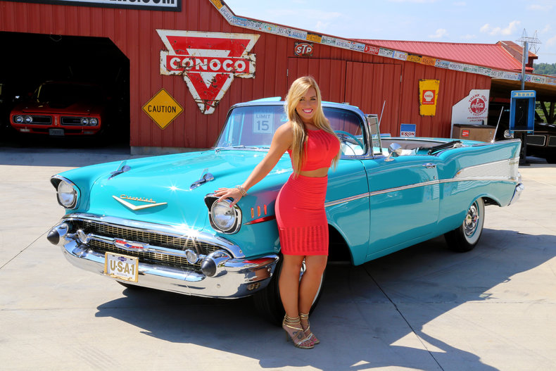 1957 Chevrolet Bel Air | Classic Cars & Muscle Cars For Sale in ...