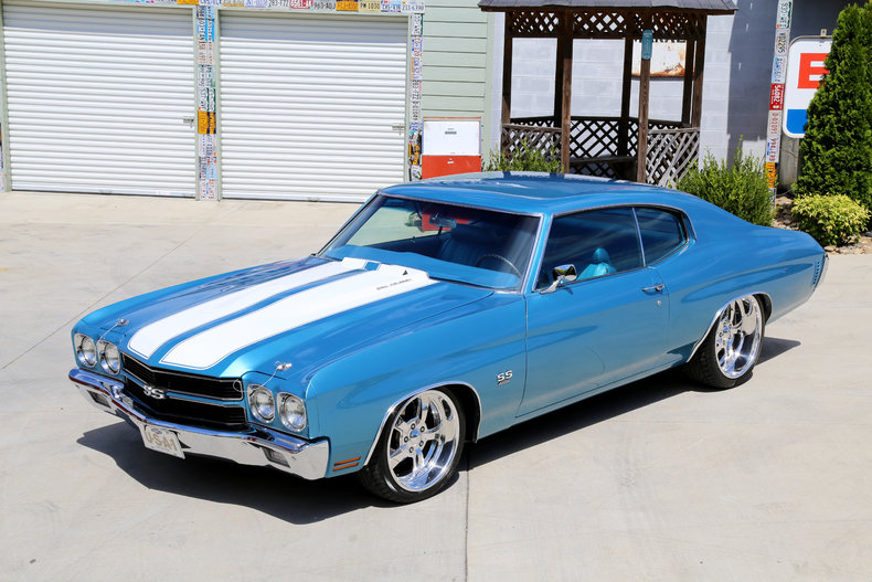 Chevelle Project Car