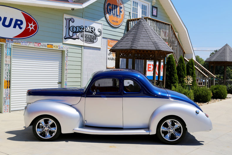 1940 Ford Coupe Classic Cars Amp Muscle Cars For Sale In