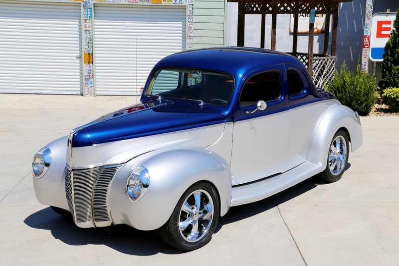 1940 ford coupe classic cars muscle cars for sale in knoxville tn. Black Bedroom Furniture Sets. Home Design Ideas