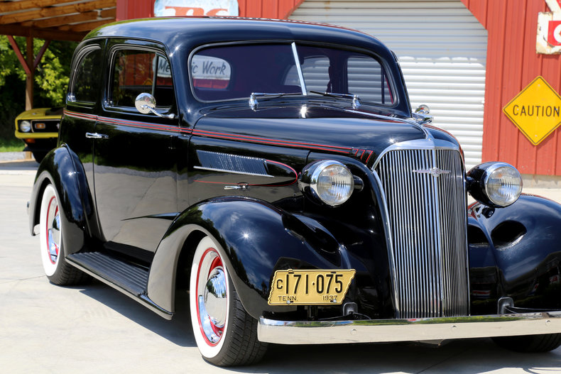 Cars For Sale Knoxville Tn >> 1937 Chevrolet Town Sedan | Classic Cars & Muscle Cars For ...