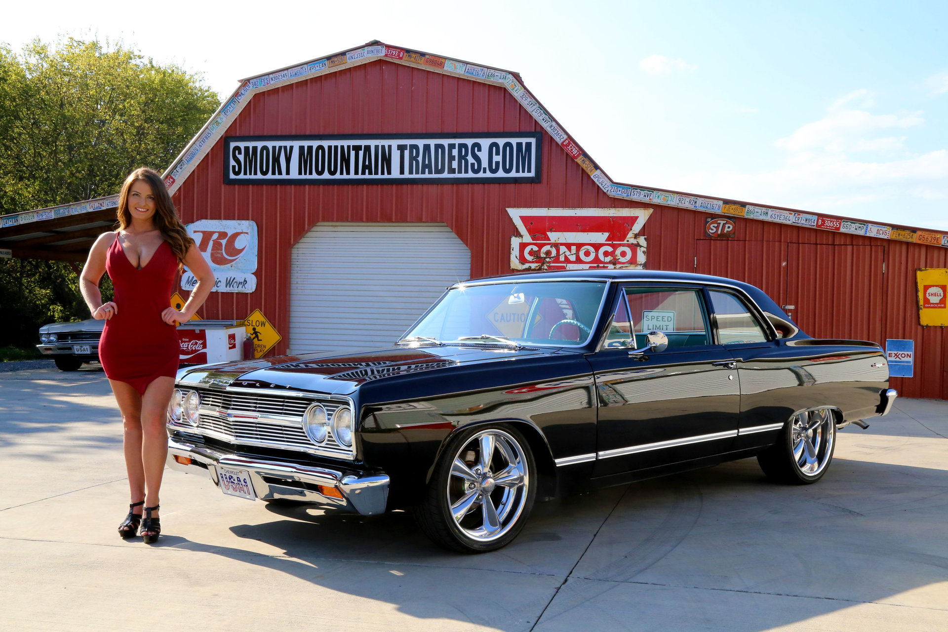 Smokey Mountain Traders >> 1965 Chevrolet Chevelle 300 Deluxe for sale #65560   MCG