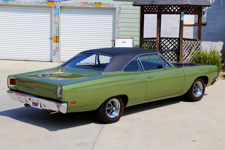 1969 Plymouth Road Runner Classic Cars Amp Muscle Cars For
