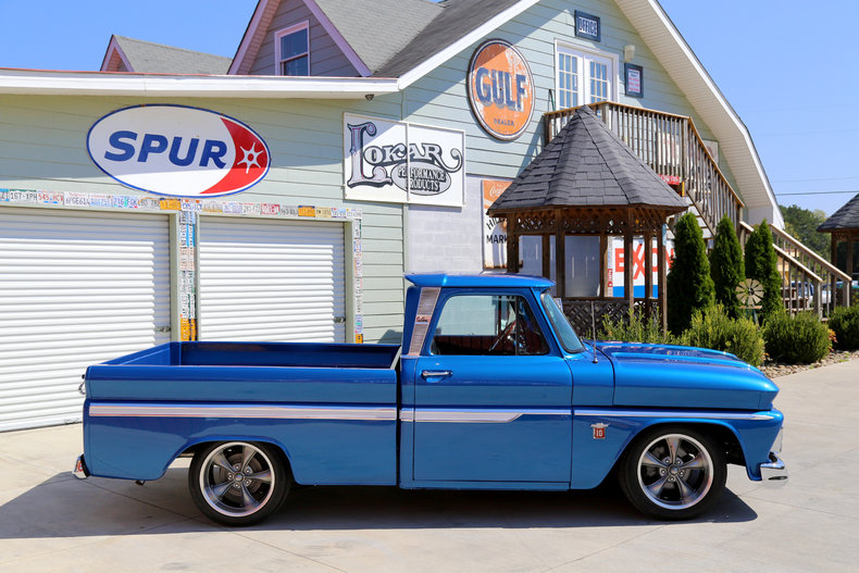 1964 chevrolet c10 classic cars muscle cars for sale in knoxville tn. Black Bedroom Furniture Sets. Home Design Ideas