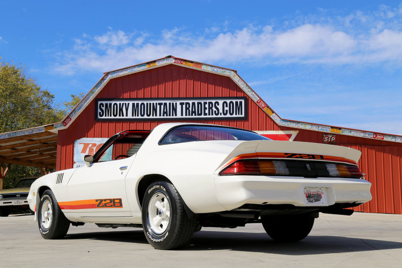 1979 chevrolet camaro classic cars muscle cars for sale in knoxville tn. Black Bedroom Furniture Sets. Home Design Ideas