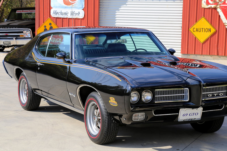 1969 Pontiac Gto Classic Cars Amp Muscle Cars For Sale In