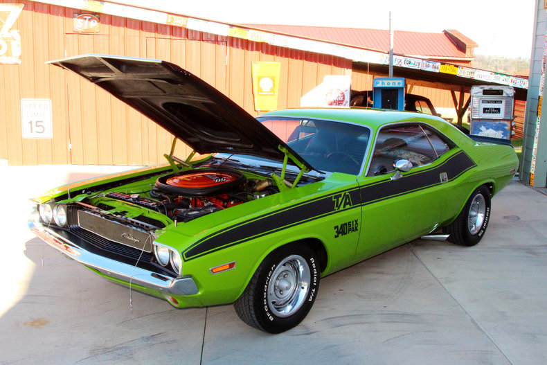 1970 dodge challenger classic cars muscle cars for sale in knoxville tn. Black Bedroom Furniture Sets. Home Design Ideas