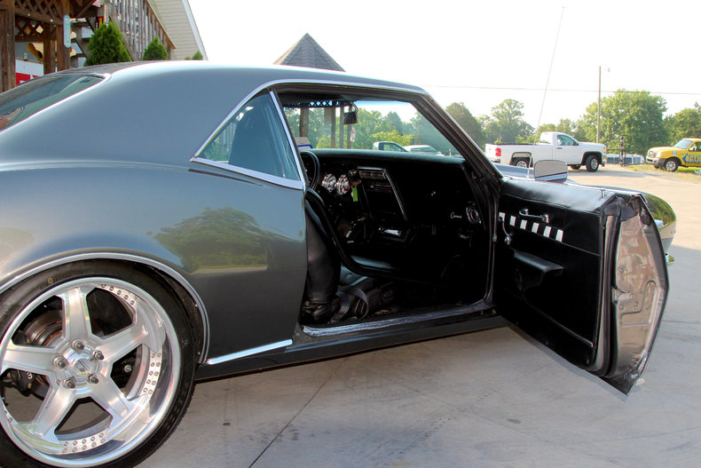 Resto Mod 6 0 Fuel Injected Pro Charged 4 Link Wilwood