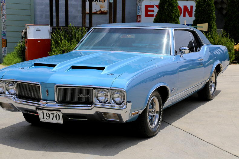 1970 oldsmobile cutlass supreme for sale 53491 mcg. Black Bedroom Furniture Sets. Home Design Ideas