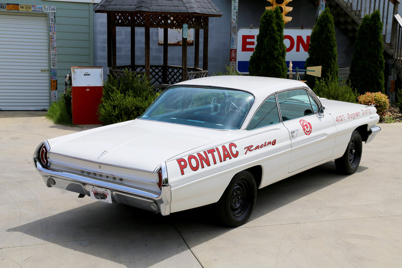 Pro built 421 super duty four speed posi trac rear 456 1962 pontiac catalina sciox Choice Image