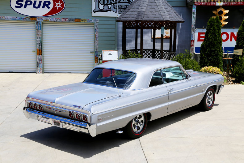 1964 chevrolet impala classic cars muscle cars for sale in knoxville tn. Black Bedroom Furniture Sets. Home Design Ideas