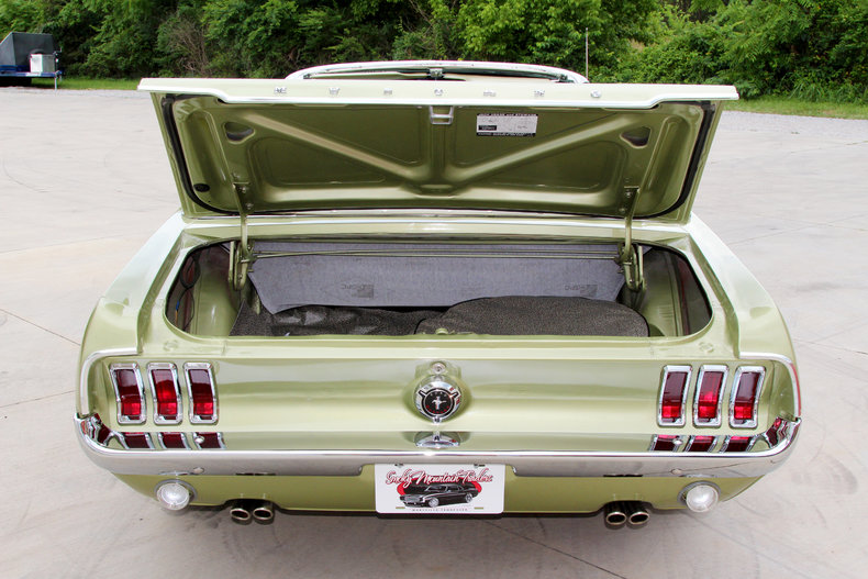 1967 Ford Mustang - Smokey Mountain Traders
