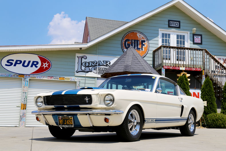 1965 Ford Mustang - Smokey Mountain Traders