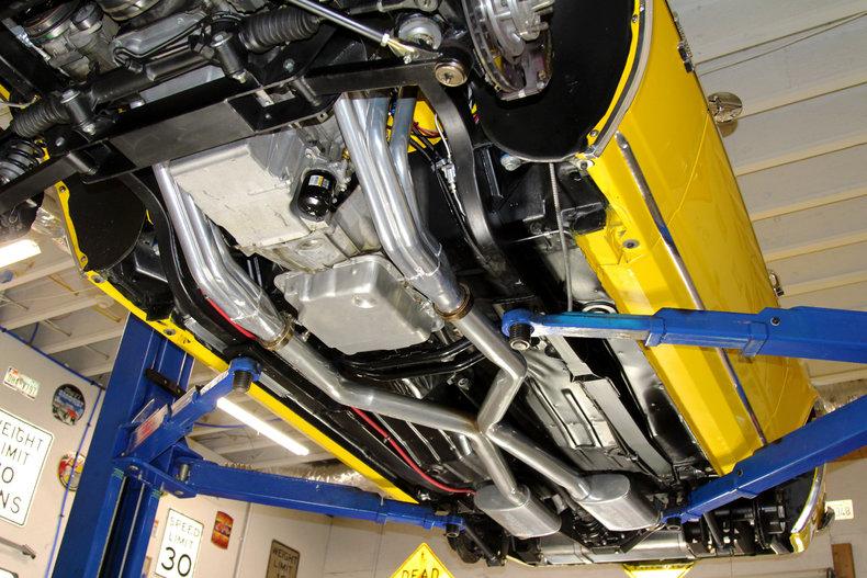 Pro Touring Ls1 4l60e Trans Fab 9 Martz Subframe Wilwood