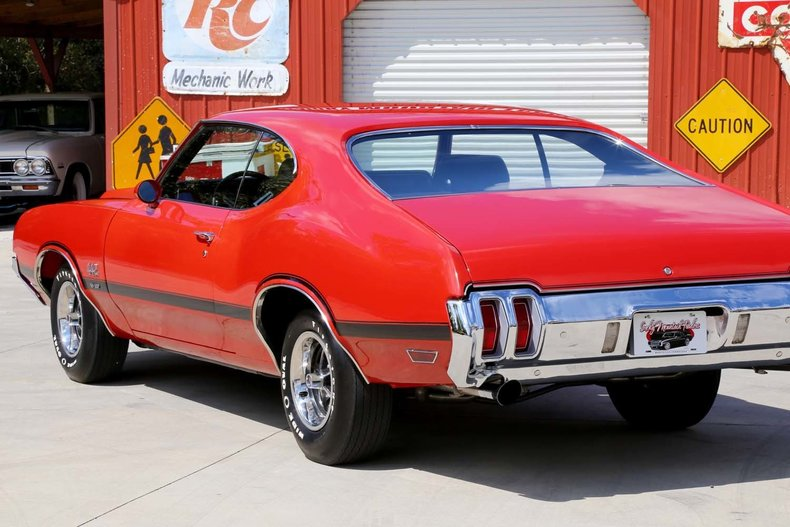 1970 Oldsmobile 442 W30 For Sale 66429 Mcg