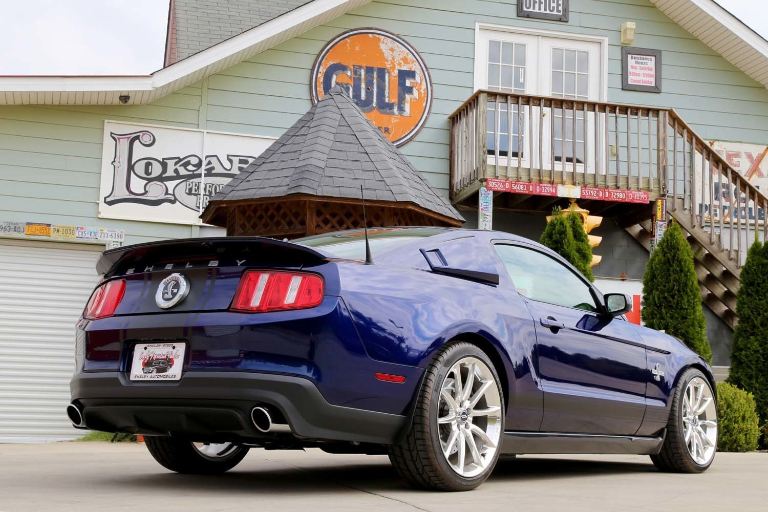 2010 Ford Mustang Shelby GT 500 Super Snake for sale ...