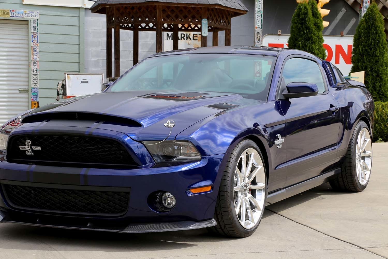 2010 Ford Mustang For Sale >> 2010 Ford Mustang Shelby GT 500 Super Snake for sale ...