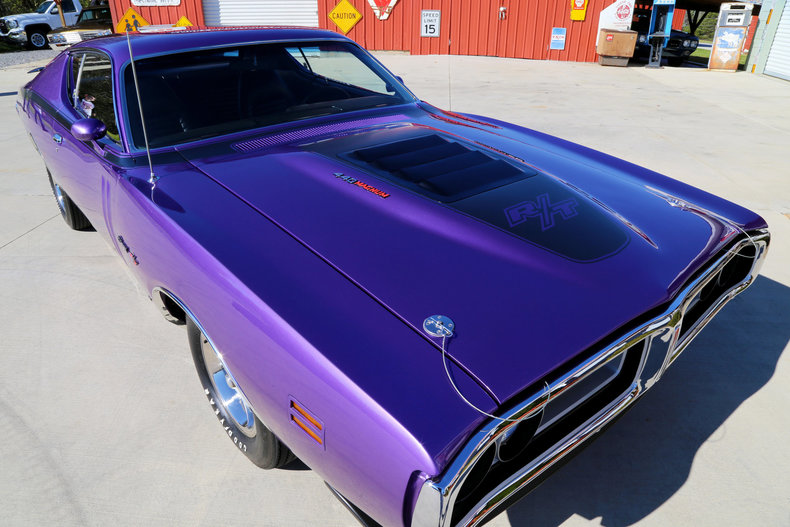 1971 Dodge Charger R/T - Smokey Mountain Traders