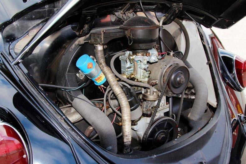 1964 Volkswagen Beetle 1600 Dual Port Engine 4 Speed Trans