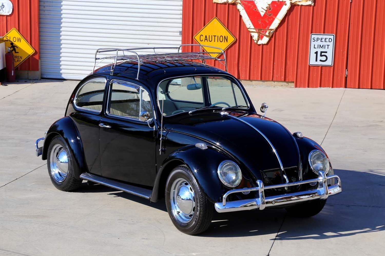 1965 Volkswagen Beetle For Sale 76808 Mcg
