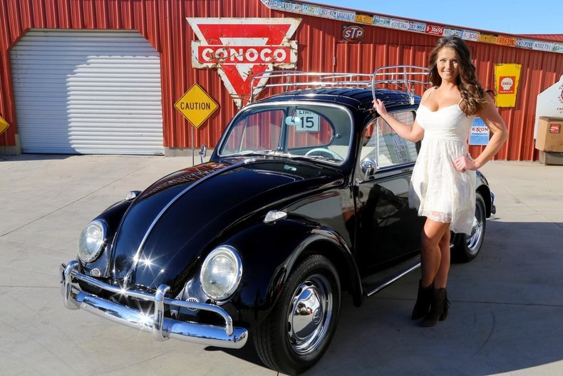 Cars For Sale Knoxville Tn >> 1964 Volkswagen Beetle 1600 Dual Port Engine 4 Speed Trans ...