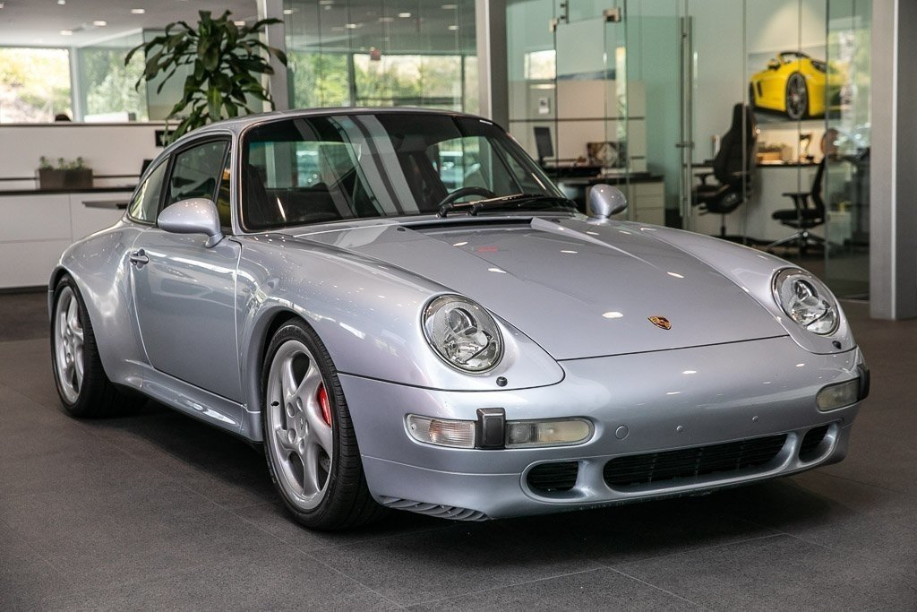 1996 porsche 911 carrera 4s for sale 87291 mcg. Black Bedroom Furniture Sets. Home Design Ideas
