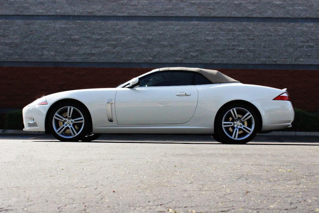 583 jag drivers profile