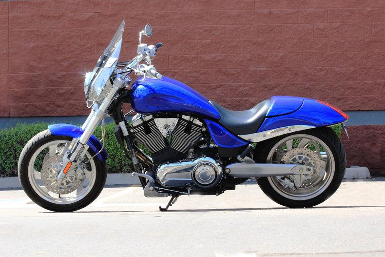 2006 Victory Hammer Premium