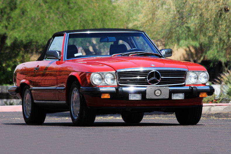 1987 mercedes benz 560sl classic collectible vehicle for 1987 mercedes benz 560sl value