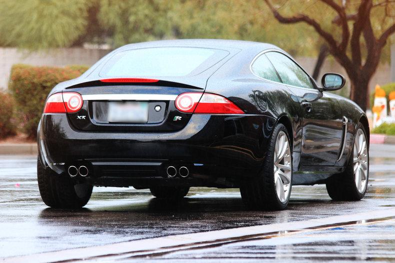 ... 2008 Jaguar XKR ...