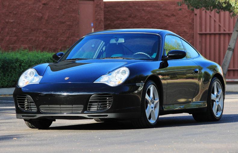 2004 Porsche 911 Classic Collectible Vehicle Storage