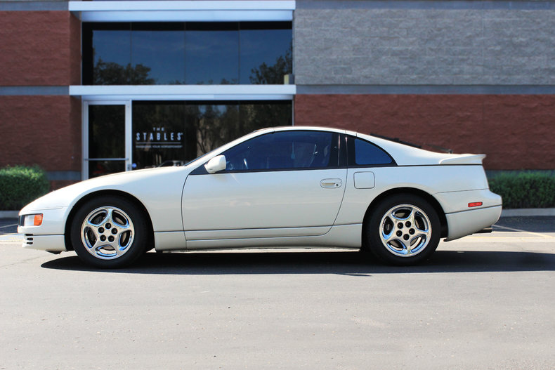 1990 Nissan 300zx Classic Collectible Vehicle Storage