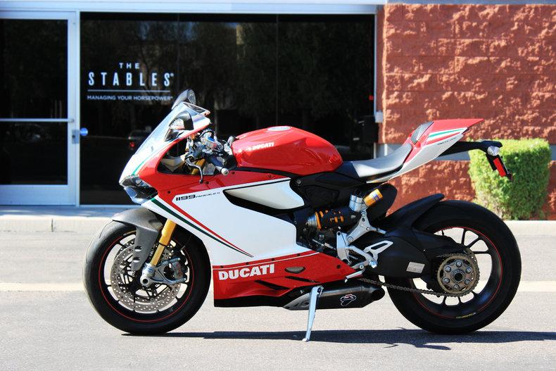 2013 Ducati 1199S Panigale Tri-Colore