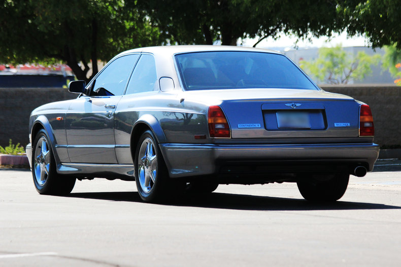 Prime Motor Group >> 2000 Bentley Continental R Mulliner | Classic ...