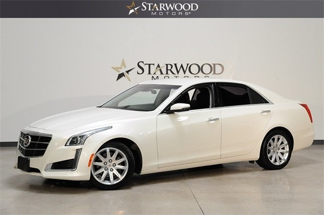 8267d33cc6c7 hd 2014 cadillac cts 2 0l turbo luxury