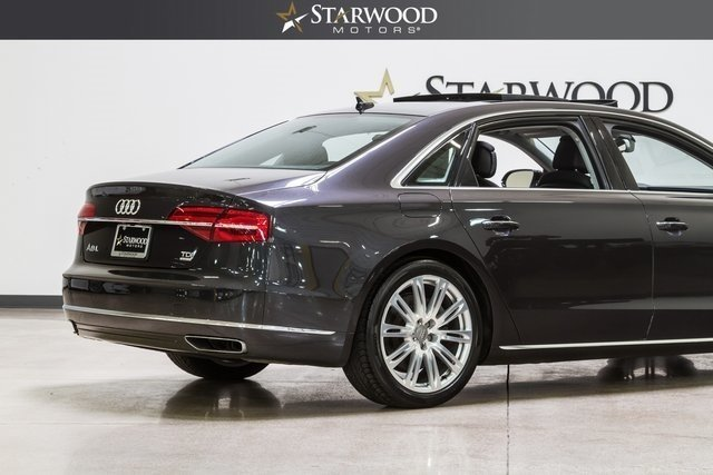 For Sale 2015 Audi A8