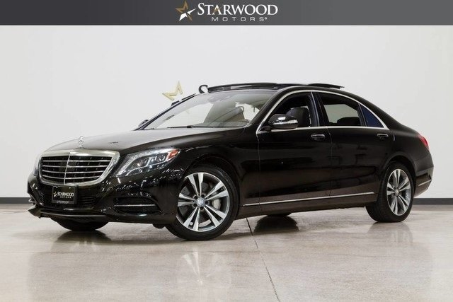 89194ae7456f low res 2014 mercedes benz s class s550
