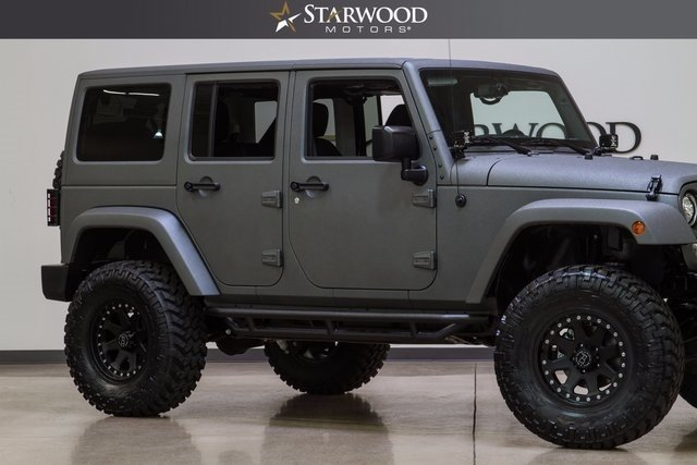 For Sale 2017 Jeep Wrangler