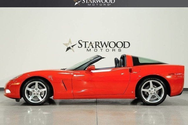 1044224baaec6 low res 2006 chevrolet corvette base